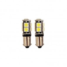 T10 9-SMD CANBUS BULBS 5050