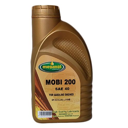 MEGANOL MOBI 200 SAE40 ΛΙΠΑΝΤΙΚΟ  (1lt)