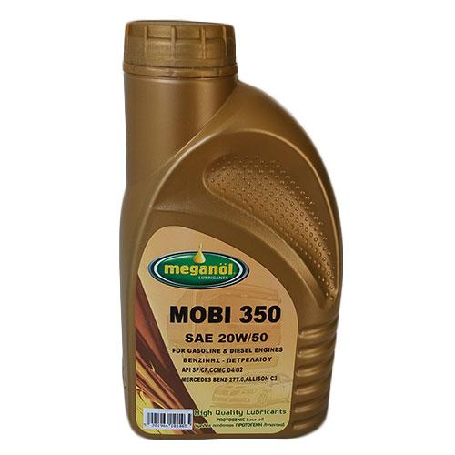 MEGANOL MOBI 350 20W50 SF/CF ΛΙΠΑΝΤΙΚΟ (1lt)