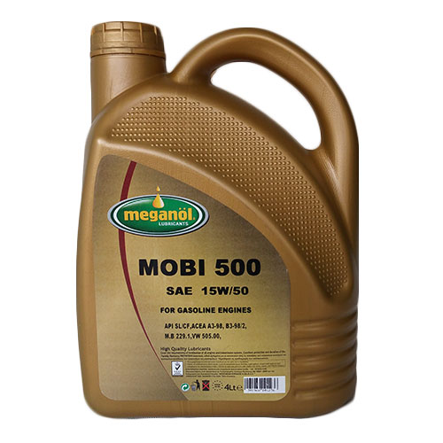 MEGANOL MOBI 500 15W50 ΛΙΠΑΝΤΙΚΟ (4lt)