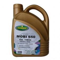 MEGANOL MOBI 650 10W40 SYNTH-BASE (4lt)