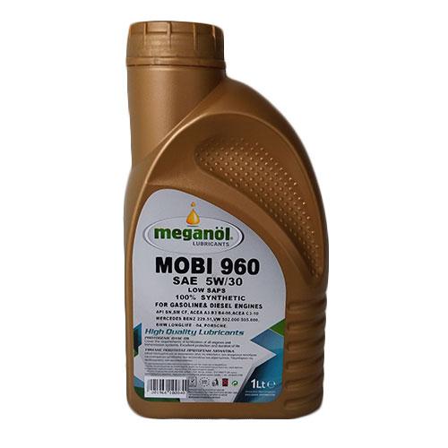 MEGANOL 5W30 SN/CF 100% ΣΥΝΘΕΤΙΚΟ ΛΙΠΑΝΤΙΚΟ 1LT