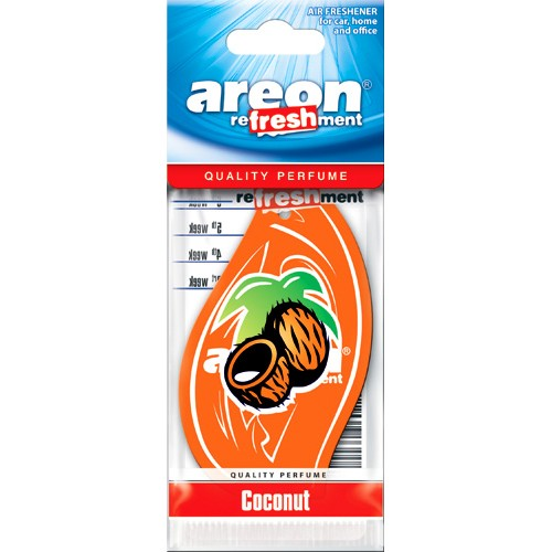AREON CLASSIC ΦΥΛΛΟ COCONUT Areon