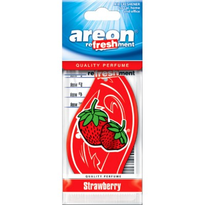AREON CLASSIC ΦΥΛΛΟ STRAWBERRY Areon