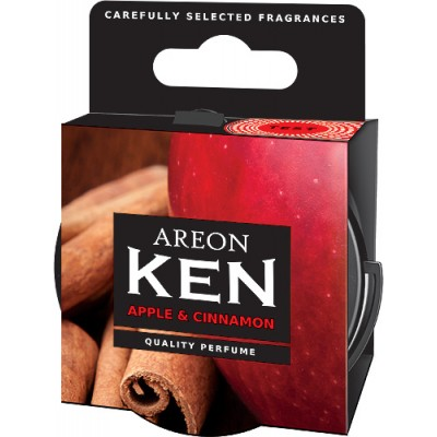 AREON KEN ΚΟΝΣΕΡΒΑ APPLE & CINNAMON Areon