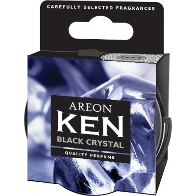 AREON KEN ΚΟΝΣΕΡΒΑ BLACK CRYSTAL Areon