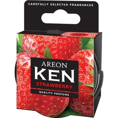 AREON KEN ΚΟΝΣΕΡΒΑ STRAWBERRY Areon